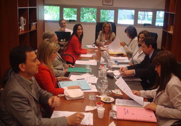 Piccinini encabezó el Plenario del Consejo de Fiscales y Defensores