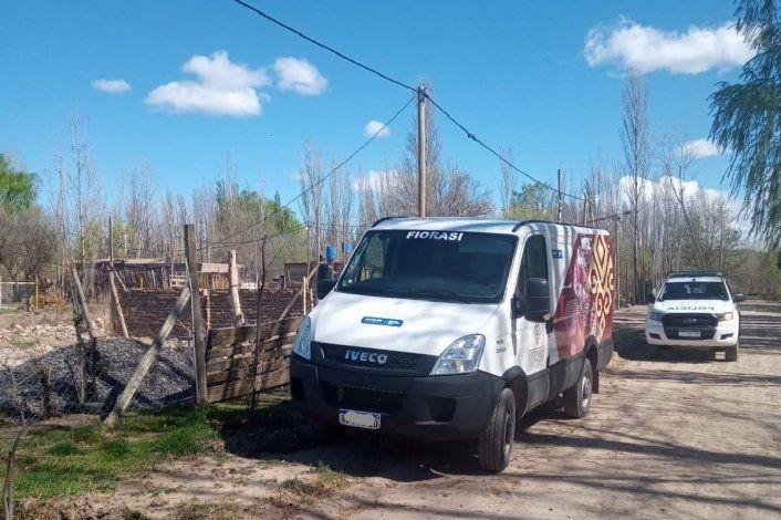 Camioneta robada en Neuquén apareció en Cipolletti