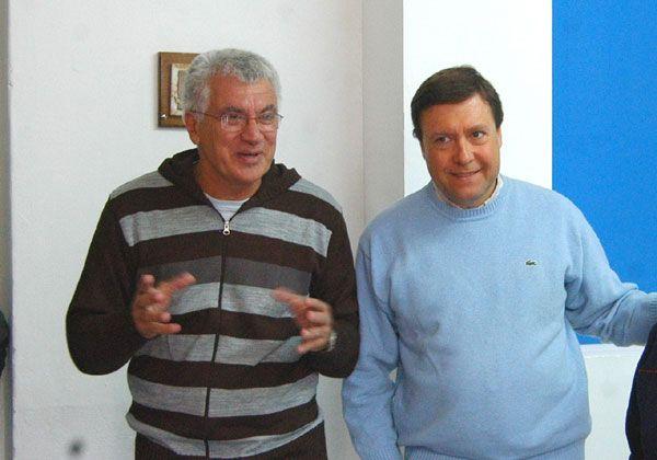 Arriaga respaldó a Weretilneck