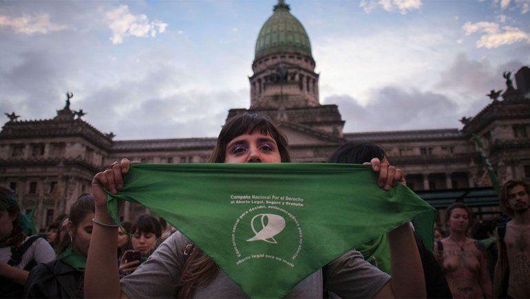 Aborto legal: el debate arrancará el 10 de diciembre