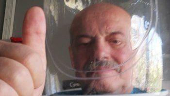 la emotiva carta de di giacomo sobre su lucha contra el covid-19
