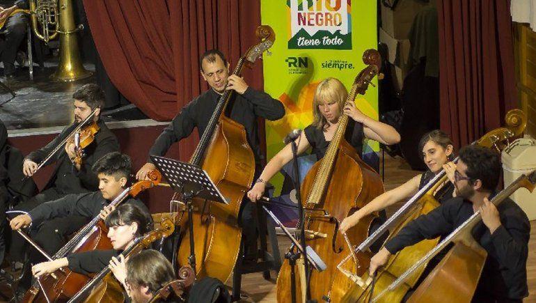 Un concierto especial por el Día de la Mujer en Cipolletti