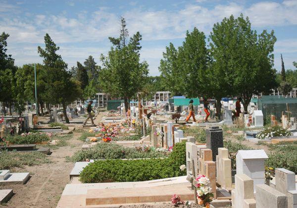 Construirán un nuevo cementerio municipal en la zona periurbana