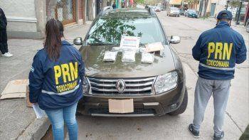 la ex pareja de montecino, condenada por narcotrafico