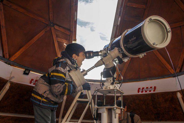 ¿Cómo verá Cipolletti el eclipse solar 2020?