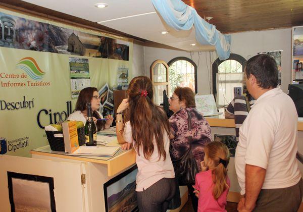 Gran movimiento turístico en la región
