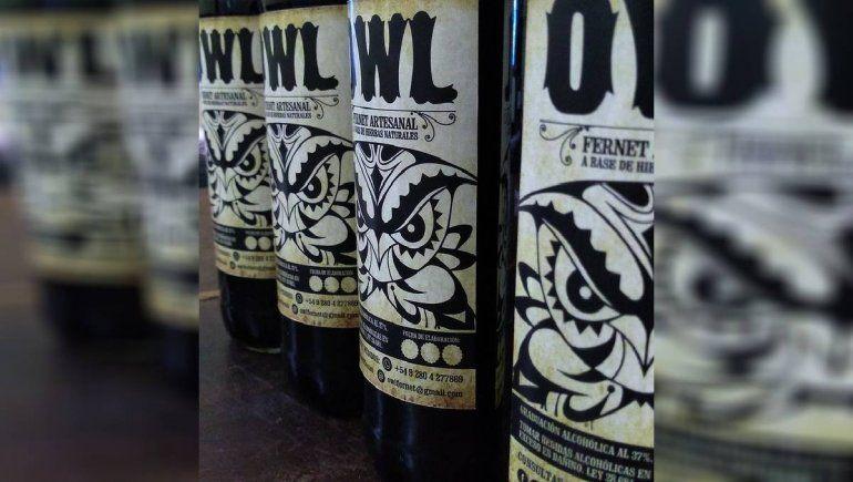 OWL: el primer fernet de origen cipoleño