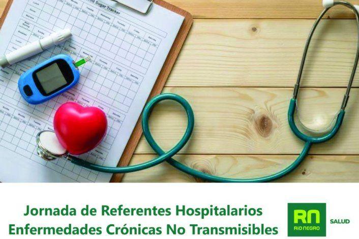 El Programa Enfermedades Crónicas no Transmisibles del Ministerio tuvo su primer encue