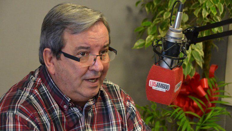 Pancho Casado se retira de LU5: Se cierra un ciclo muy importante en mi vida