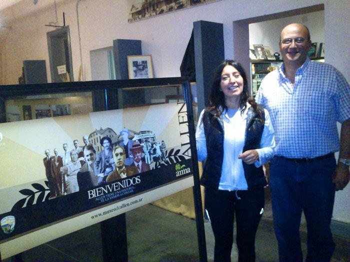 Marissa Palacios es la nueva presidenta del Museo de Allen