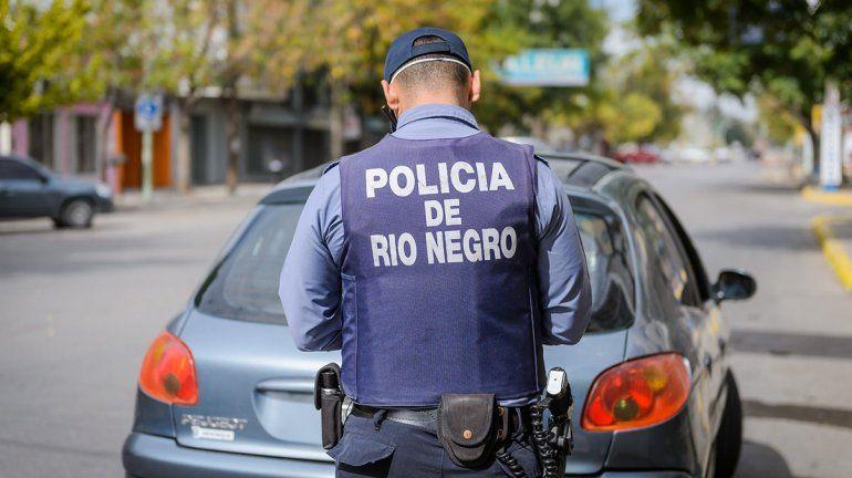Los detenidos por violar la cuarentena en Río Negro ya son 206