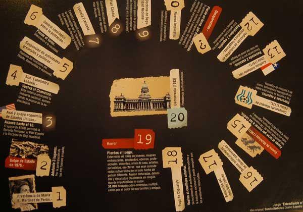 Inventó un juego que se utiliza como material didáctico en todo Río Negro