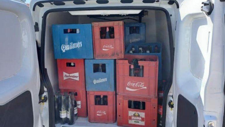 Al mejor postor: Cutral Co rematará 20 cajones de birra por leche en polvo