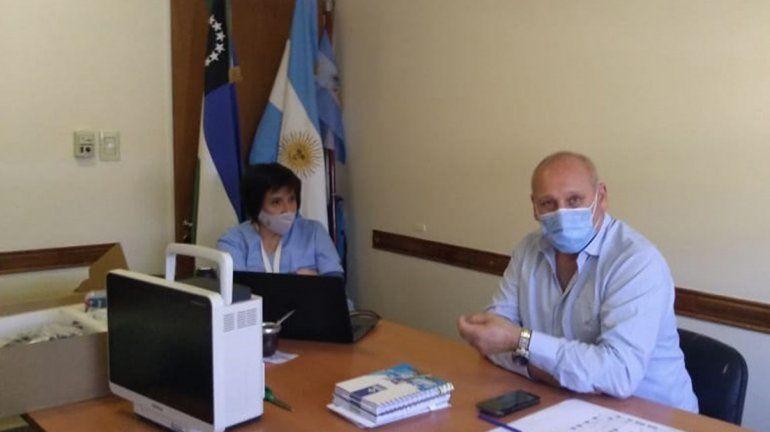 El hospital de Cipolletti sumó equipamiento para el servicio de Neonatología