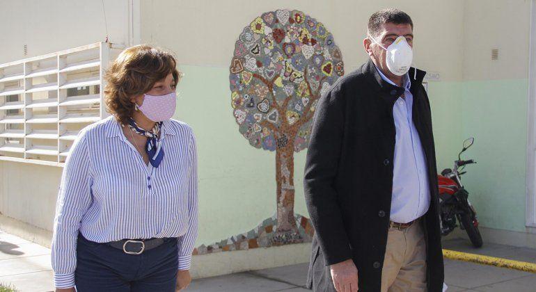 Di Tella destacó el aporte de Provincia para paliar la crisis por el corornavirus
