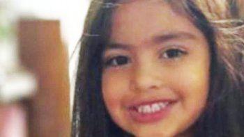 desesperada busqueda de una nena de cinco anos