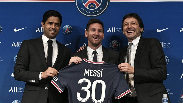 Messi: Tengo la misma ilusión que cuando era un nene