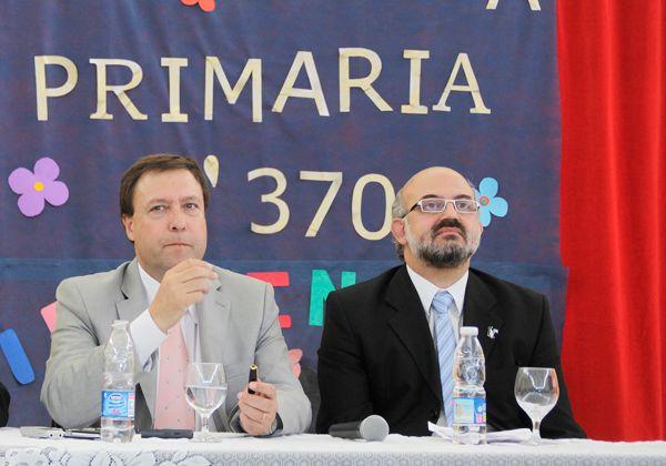 Weretilneck y Mango inaugurarán obras escolares en Catriel