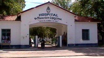 renunciaron 10 jefes de servicios del hospital de roca