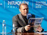Gutiérrez destacó los avances en los proyectos energéticos de Neuquén