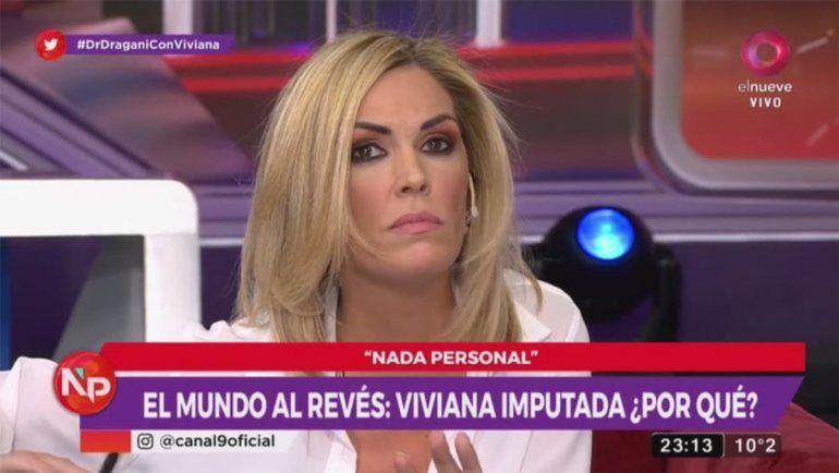 El furioso descargo de Viviana Canosa: Rastreros, ustedes tienen el culo sucio