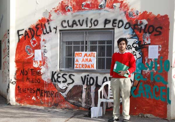 Aguirre Taboada manifestó su inocencia