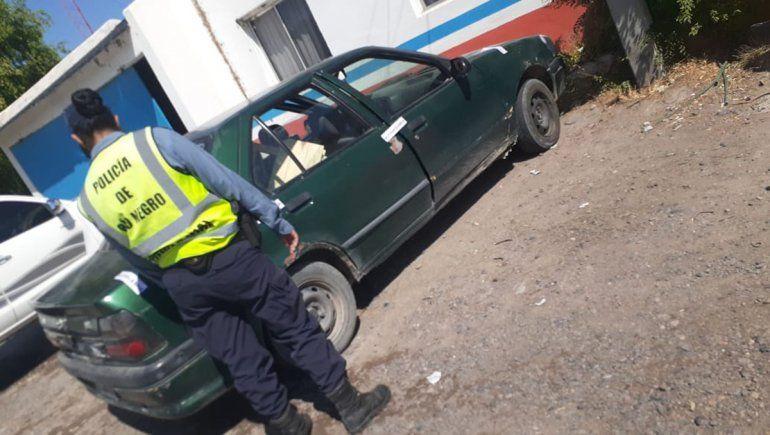 Atraparon a doce conductores borrachos durante el fin de semana