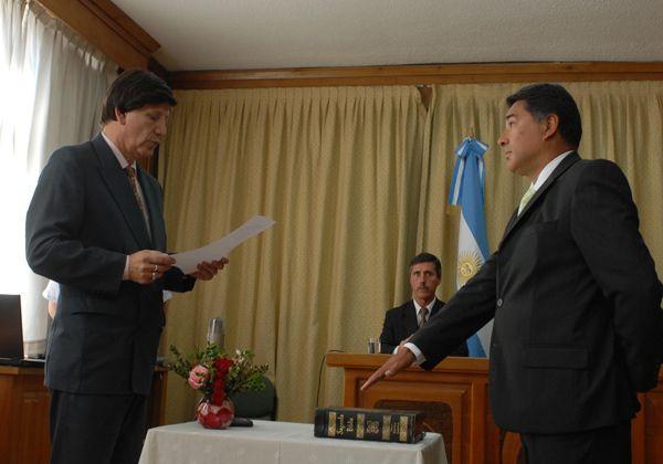 Prestaron juramente Camaristas y Secretarios en Bariloche