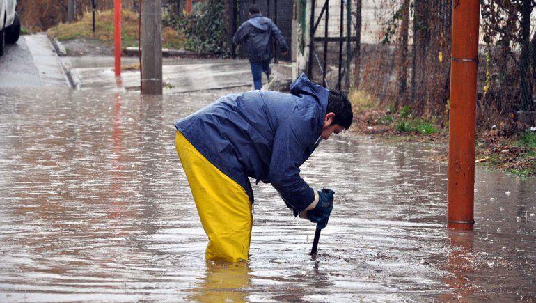Di Tella sobre el temporal de lluvia: Fueron días muy duros