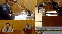 La audiencia de control de acusación se concretó este lunes.
