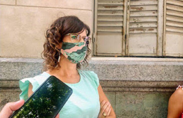 La Fiscal Marina Lara lleva adelante la causa contra el hombre que abusó de tres nenas.