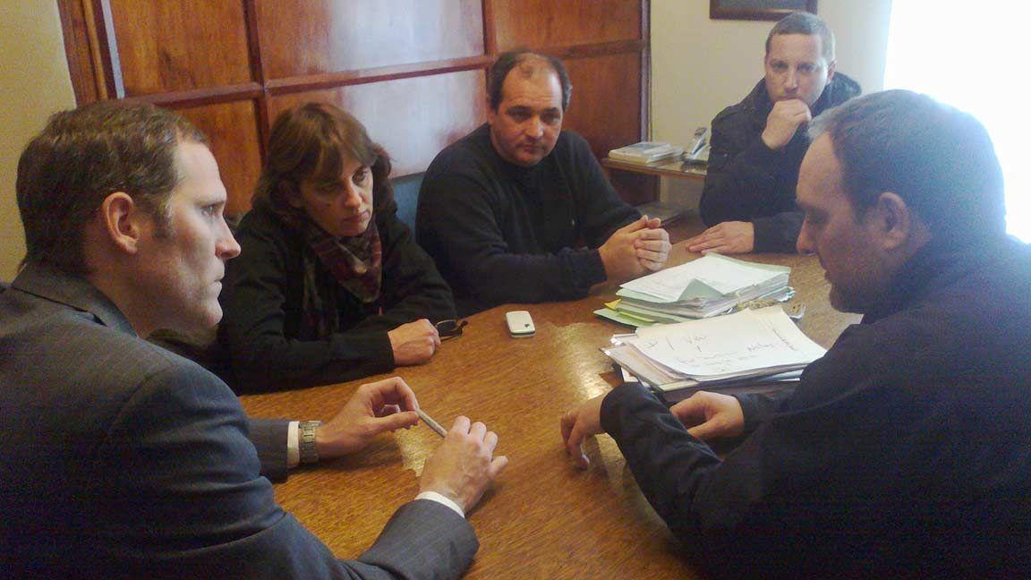 Buscan solución legislativa ante intimaciones de abogados a productores