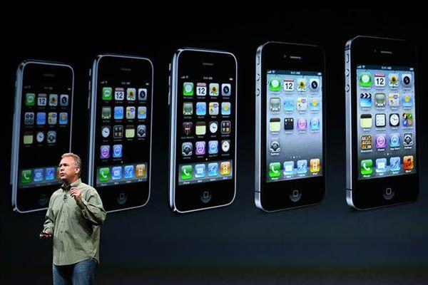 iPhone ya llegó a 5