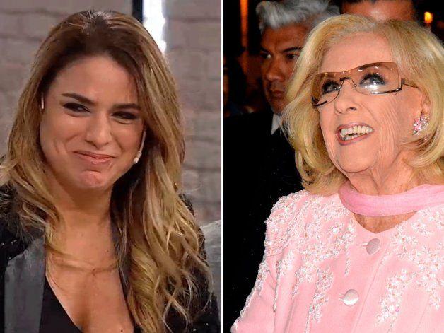 Marina Calabró reveló el motivo de su pelea con Mirtha Legrand: Ella me odia