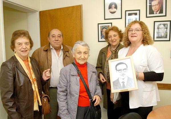Rindieron homenaje a Pérez Canel