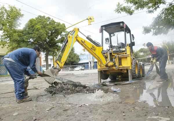 Un escape de gas generó temor y preocupación en el barrio Bogotá