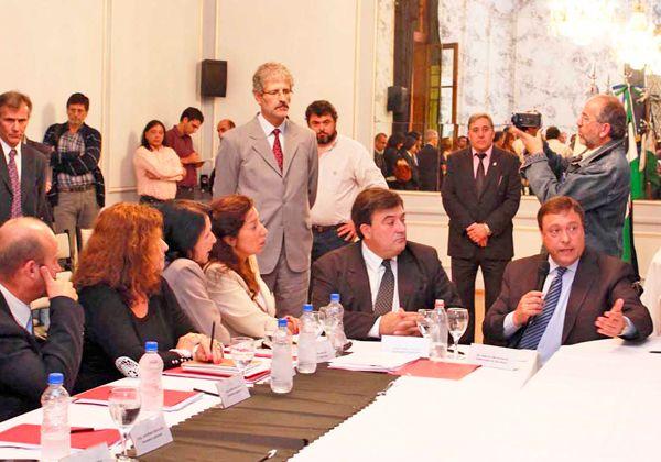 Sergio Barotto y Enrique Mansilla son los nuevos jueces del STJ