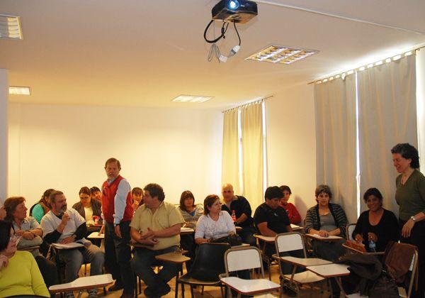 Solatium inicia curso de voluntarios