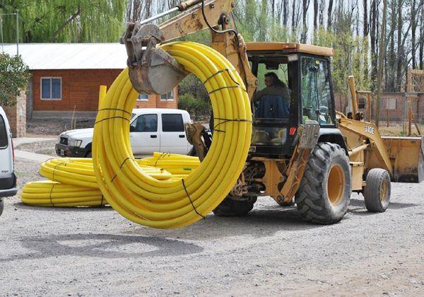 Barrios de Oro tendrán red de gas rural