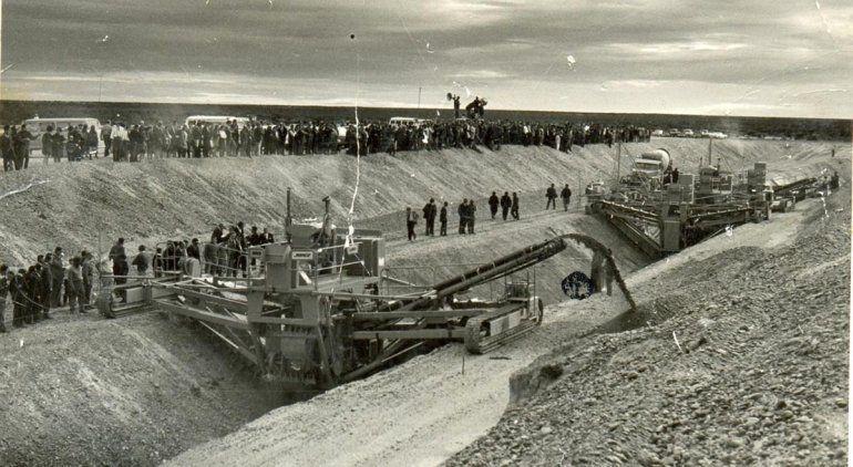 Se cumplen hoy 48 años de la llegada del agua a San Antonio