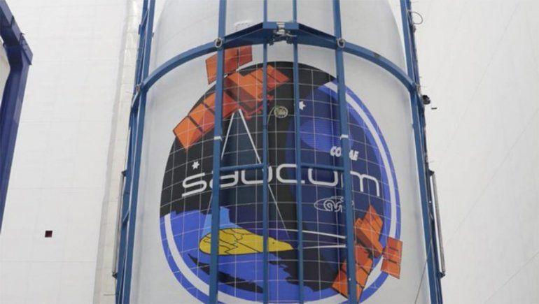 Se lanza el Saocom 1B: Lo que era una utopía deja de serlo