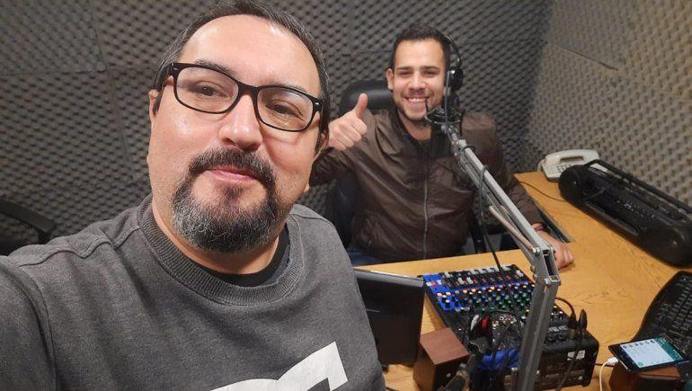 Tras el terrible accidente, Guillermo volvió a trabajar: