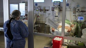COVID: 161 muertes y 4.318 casos en las últimas 24 horas