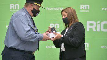 El equipamiento de 50 cámaras es para fortalecer el desempeño y la transparencia de los procedimientos policiales a ejecutar.
