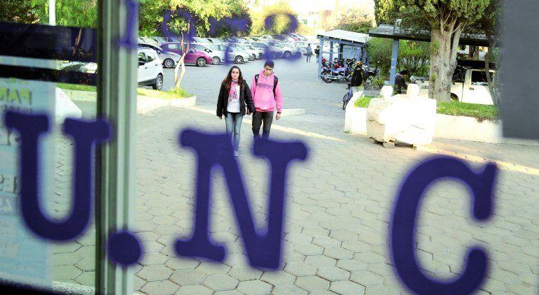 La UNCo buscará reforzar contenidos en los alumnos que vienen del secundario perjudicados por la pandemia.