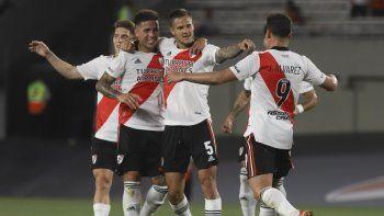 El mejor de los Argentinos: River goleó al Bicho