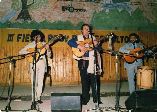 En accidente de  tránsito falleció el cantante patagónico Hugo Giménez Agüero