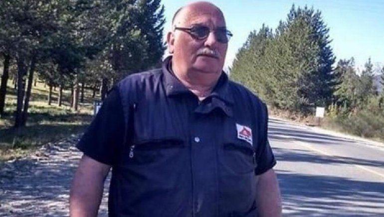 Funcionarios despidieron con dolor a Hugo Fernández, director de Protección Civil