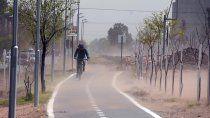 como estara el tiempo en la region: ¿vuelve el viento?