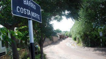 La violación de la menor ocurrió en una casa del barrio Costa Norte.